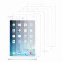Apple iPad 5 (Air): Lot / Pack de 5x Films de protection d'écran clear transparent
