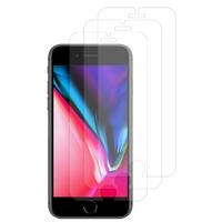 """Apple iPhone 8 Plus 5.5"""": Lot / Pack de 3x Films de protection d'écran clear transparent"""