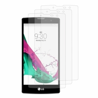LG G4c H525N: Lot / Pack de 3x Films de protection d'écran clear transparent