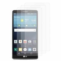 LG G Vista 2 H740: Lot / Pack de 3x Films de protection d'écran clear transparent