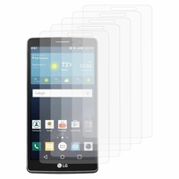 LG G Vista 2 H740: Lot / Pack de 5x Films de protection d'écran clear transparent