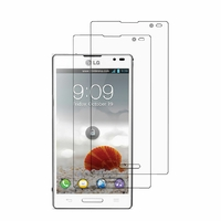 LG Optimus L9 P760/ P765/ P768: Lot / Pack de 2x Films de protection d'écran clear transparent