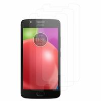 """Motorola Moto E4 5.0"""" XT1766/ XT1763/ Motorola Moto E (4th Gen): Lot / Pack de 3x Films de protection d'écran clear transparent"""