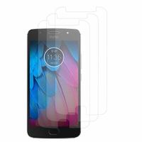 """Motorola Moto G5S 5.2"""" XT1793 XT1794 XT1792 (non compatible G5/ G5 Plus/ G5S Plus): Lot / Pack de 3x Films de protection d'écran clear transparent"""