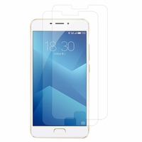"Meizu M5 Note 5.5"": Lot / Pack de 2x Films de protection d'écran clear transparent"