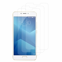 "Meizu M5 Note 5.5"": Lot / Pack de 3x Films de protection d'écran clear transparent"