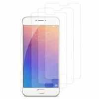 Meizu Pro 6: Lot / Pack de 3x Films de protection d'écran clear transparent