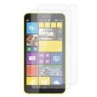 Nokia Lumia 1320/ RM-994/ RM-995/ RM-996: Lot / Pack de 2x Films de protection d'écran clear transparent