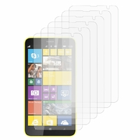 Nokia Lumia 1320/ RM-994/ RM-995/ RM-996: Lot / Pack de 6x Films de protection d'écran clear transparent