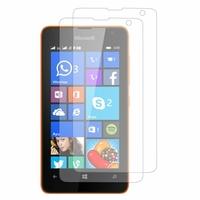 Microsoft Nokia Lumia 430 Dual SIM: Lot / Pack de 2x Films de protection d'écran clear transparent