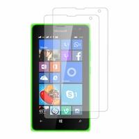 Microsoft Nokia Lumia 532/ 532 Dual SIM: Lot / Pack de 2x Films de protection d'écran clear transparent