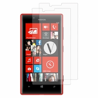 Nokia Lumia 720: Lot / Pack de 2x Films de protection d'écran clear transparent