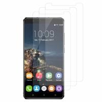 """Oukitel U16 Max 4G 6.0"""": Lot / Pack de 3x Films de protection d'écran clear transparent"""