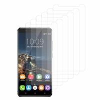 """Oukitel U16 Max 4G 6.0"""": Lot / Pack de 6x Films de protection d'écran clear transparent"""
