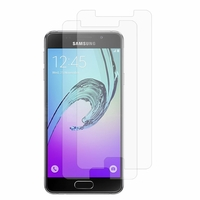 Samsung Galaxy A3 (2016) SM-A310F A310M A310Y (non compatible Galaxy A3 (2015)): Lot / Pack de 2x Films de protection d'écran clear transparent
