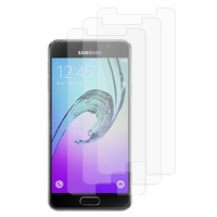 Samsung Galaxy A3 (2016) SM-A310F A310M A310Y (non compatible Galaxy A3 (2015)): Lot / Pack de 3x Films de protection d'écran clear transparent