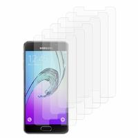 Samsung Galaxy A3 (2016) SM-A310F A310M A310Y (non compatible Galaxy A3 (2015)): Lot / Pack de 6x Films de protection d'écran clear transparent