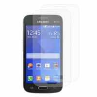 Samsung Galaxy Star 2 Plus/ Advance SM-G350E: Lot / Pack de 2x Films de protection d'écran clear transparent