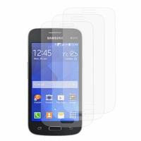 Samsung Galaxy Star 2 Plus/ Advance SM-G350E: Lot / Pack de 3x Films de protection d'écran clear transparent