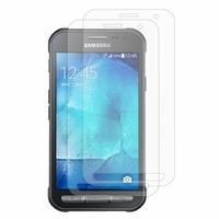 Samsung Galaxy Xcover 3 SM-G388F/ Xcover 3 (2016) Value Edition SM-G389F: Lot / Pack de 2x Films de protection d'écran clear transparent