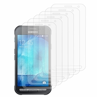 Samsung Galaxy Xcover 3 SM-G388F/ Xcover 3 (2016) Value Edition SM-G389F: Lot / Pack de 6x Films de protection d'écran clear transparent