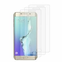 Samsung Galaxy S6 edge+ SM-G928F/ S6 edge PLUS/ edge+ Duos G928G G928T G928A G928I G928V G928P G928R (non compatible Galaxy S6/ S6 edge): Lot / Pack de 3x Films de protection d'écran clear transparent