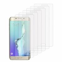 Samsung Galaxy S6 edge+ SM-G928F/ S6 edge PLUS/ edge+ Duos G928G G928T G928A G928I G928V G928P G928R (non compatible Galaxy S6/ S6 edge): Lot / Pack de 6x Films de protection d'écran clear transparent