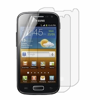 Samsung Galaxy Ace 2 i8160: Lot / Pack de 2x Films de protection d'écran clear transparent