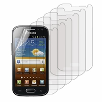 Samsung Galaxy Ace 2 i8160: Lot / Pack de 6x Films de protection d'écran clear transparent