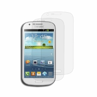 Samsung Galaxy Express I8730/ Express I437: Lot / Pack de 2x Films de protection d'écran clear transparent