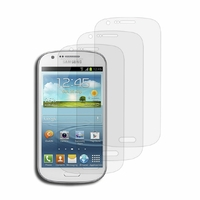 Samsung Galaxy Express I8730/ Express I437: Lot / Pack de 3x Films de protection d'écran clear transparent