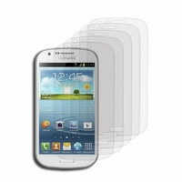 Samsung Galaxy Express I8730/ Express I437: Lot / Pack de 5x Films de protection d'écran clear transparent