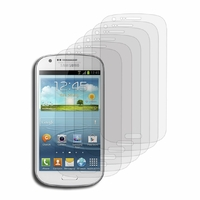 Samsung Galaxy Express I8730/ Express I437: Lot / Pack de 6x Films de protection d'écran clear transparent