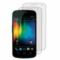 Samsung Galaxy Nexus i9250/ i9250M/ Google Nexus 3: Lot / Pack de 2x Films de protection d'écran clear transparent