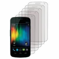 Samsung Galaxy Nexus i9250/ i9250M/ Google Nexus 3: Lot / Pack de 5x Films de protection d'écran clear transparent