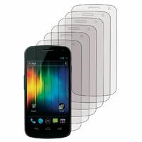 Samsung Galaxy Nexus i9250/ i9250M/ Google Nexus 3: Lot / Pack de 6x Films de protection d'écran clear transparent