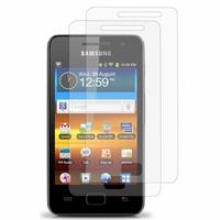 Samsung Galaxy S i9000/ i9001/ i9008 Plus: Lot / Pack de 2x Films de protection d'écran clear transparent
