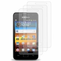 Samsung Galaxy S i9000/ i9001/ i9008 Plus: Lot / Pack de 3x Films de protection d'écran clear transparent