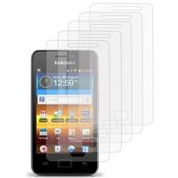 Samsung Galaxy S i9000/ i9001/ i9008 Plus: Lot / Pack de 5x Films de protection d'écran clear transparent