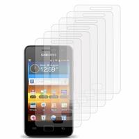 Samsung Galaxy S i9000/ i9001/ i9008 Plus: Lot / Pack de 6x Films de protection d'écran clear transparent