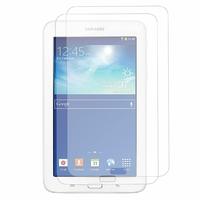 Samsung Galaxy Tab 3 Lite 7.0 T110/ Tab 3 Lite 7.0 VE Wi-Fi T113/ Tab 3 V T116NU/ Tab 3 Lite 7.0 3G T111: Lot / Pack de 2x Films de protection d'écran clear transparent