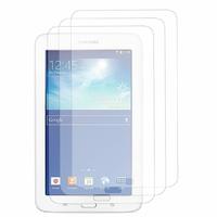 Samsung Galaxy Tab 3 Lite 7.0 T110/ Tab 3 Lite 7.0 VE Wi-Fi T113/ Tab 3 V T116NU/ Tab 3 Lite 7.0 3G T111: Lot / Pack de 3x Films de protection d'écran clear transparent