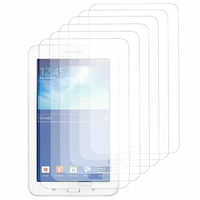 Samsung Galaxy Tab 3 Lite 7.0 T110/ Tab 3 Lite 7.0 VE Wi-Fi T113/ Tab 3 V T116NU/ Tab 3 Lite 7.0 3G T111: Lot / Pack de 6x Films de protection d'écran clear transparent