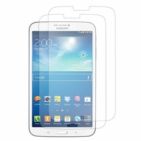 Samsung Galaxy Tab 3 8.0 SM-T311 T310 T315 Wi-Fi 3G LTE 4G: Lot / Pack de 2x Films de protection d'écran clear transparent