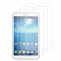 Samsung Galaxy Tab 3 8.0 SM-T311 T310 T315 Wi-Fi 3G LTE 4G: Lot / Pack de 3x Films de protection d'écran clear transparent