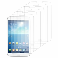Samsung Galaxy Tab 3 8.0 SM-T311 T310 T315 Wi-Fi 3G LTE 4G: Lot / Pack de 6x Films de protection d'écran clear transparent