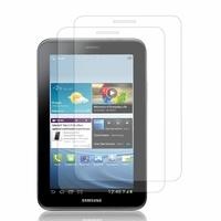 Samsung Galaxy Tab 2 7.0 P3100/ P3110: Lot / Pack de 2x Films de protection d'écran clear transparent