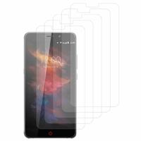 """UMi MAX 4G 5.5""""/ UMI SUPER/ Super EURO: Lot / Pack de 5x Films de protection d'écran clear transparent"""