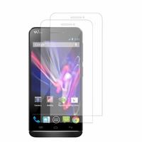 Wiko Wax/ Wax 4G: Lot / Pack de 2x Films de protection d'écran clear transparent