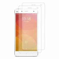Xiaomi Mi 4/ Mi 4 LTE (non compatible Xiaomi Mi 4i/ Mi 4c): Lot / Pack de 2x Films de protection d'écran clear transparent